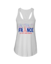 FRANCE Ladies Flowy Tank thumbnail