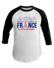 FRANCE Baseball Tee thumbnail