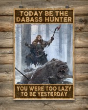 BE THE DABASS HUNTER 24x36 Poster aos-poster-portrait-24x36-lifestyle-14
