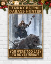 BE THE DABASS HUNTER 24x36 Poster aos-poster-portrait-24x36-lifestyle-21