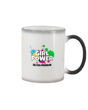 GIRL PWR Color Changing Mug thumbnail