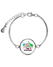 GIRL PWR Metallic Circle Bracelet thumbnail