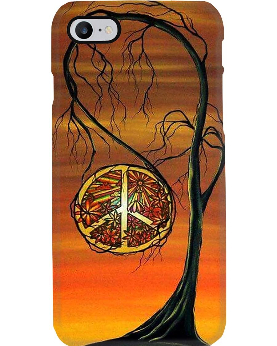 Peace Tree Phone Case