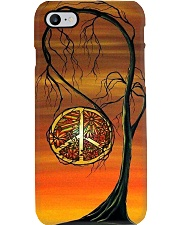 Peace Tree Phone Case i-phone-8-case