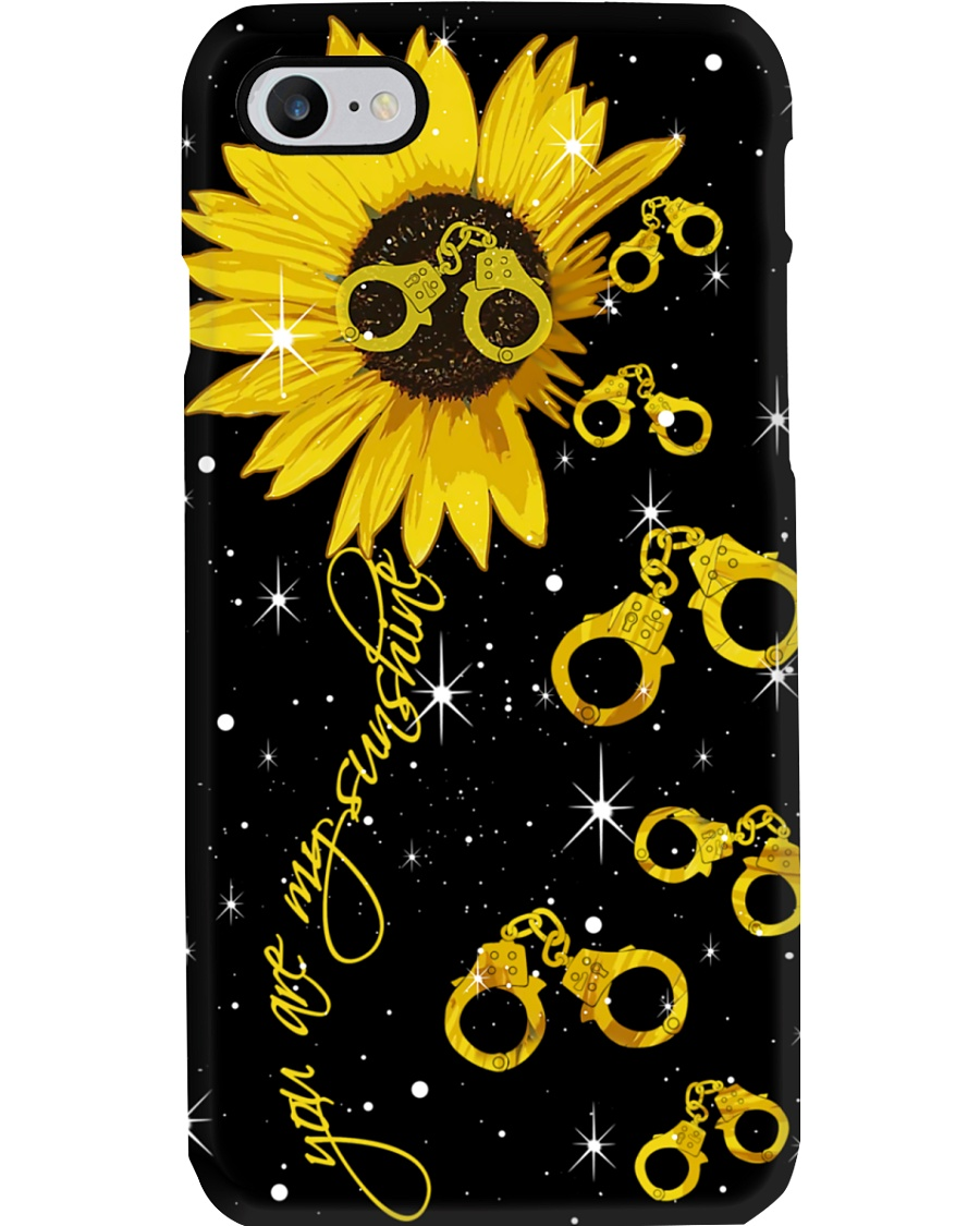 You Are My Sunshine - Correctional Officer Phone Case