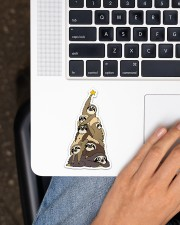 Sloth  Sticker - Single (Vertical) aos-sticker-single-vertical-lifestyle-front-11