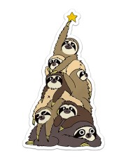 Sloth  Sticker - Single (Vertical) front