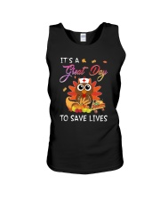 It's A Great Day To Save Lives Unisex Tank thumbnail
