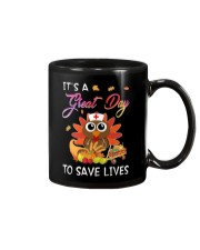 It's A Great Day To Save Lives Mug thumbnail