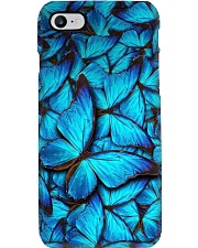 Blue Butterfly Phone Case i-phone-7-case
