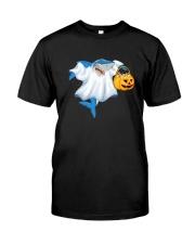 Ghost Shark Classic T-Shirt tile
