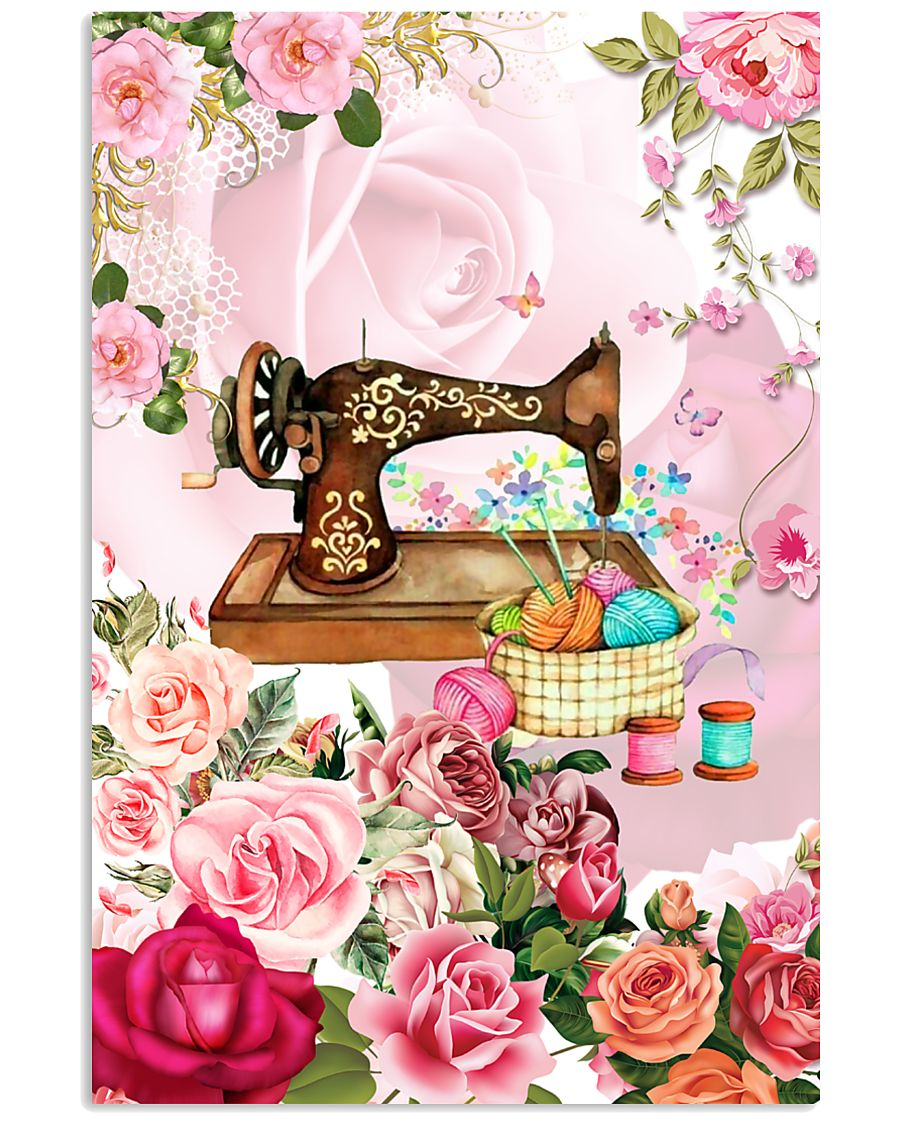 For Quilters 11x17 Poster
