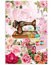 For Quilters 11x17 Poster front