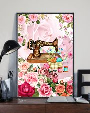 For Quilters 11x17 Poster lifestyle-poster-2