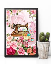 For Quilters 11x17 Poster lifestyle-poster-8