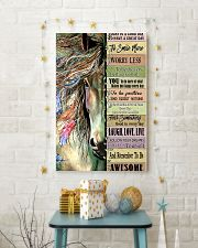 Horse Today Is A Good Day 11x17 Poster lifestyle-holiday-poster-3