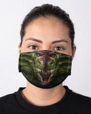 For Dragon Lovers Cloth face mask aos-face-mask-lifestyle-01