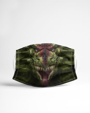For Dragon Lovers Cloth face mask aos-face-mask-lifestyle-22