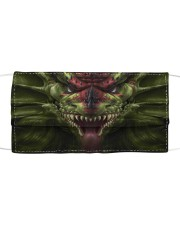 For Dragon Lovers Cloth face mask front
