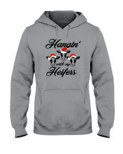 For Cow Lovers Hooded Sweatshirt thumbnail