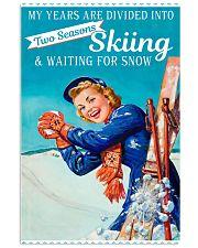 Skiing Season  11x17 Poster front