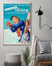 Skiing Season  11x17 Poster lifestyle-poster-1