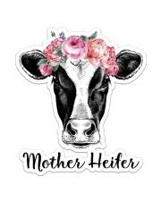 Mother Heifer  Sticker - Single (Vertical) front