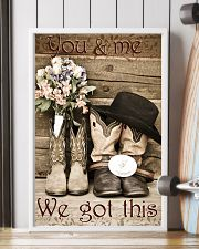 You And Me We Got This 11x17 Poster lifestyle-poster-4