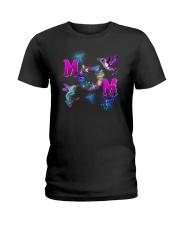 Hummingbird Mom Ladies T-Shirt thumbnail