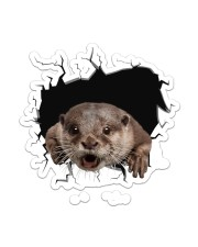 Otter  Sticker - Single (Vertical) front