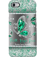 Ovarian Cancer Awareness Phone Case i-phone-8-case