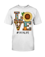 Yayalife Classic T-Shirt front