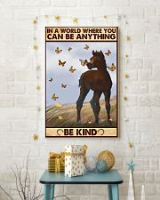 Horse Be Kind  11x17 Poster lifestyle-holiday-poster-3