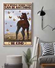 Horse Be Kind  11x17 Poster lifestyle-poster-1