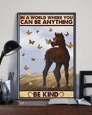 Horse Be Kind  11x17 Poster lifestyle-poster-2