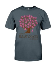 Support Breast Cancer Awareness Classic T-Shirt tile