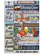 Jesus I Still Believe 11x17 Poster front