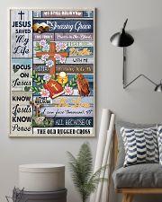 Jesus I Still Believe 11x17 Poster lifestyle-poster-1