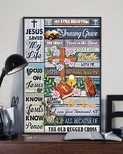 Jesus I Still Believe 11x17 Poster lifestyle-poster-2