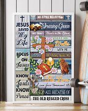 Jesus I Still Believe 11x17 Poster lifestyle-poster-4