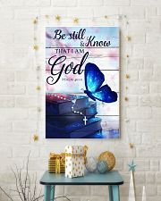 Be Still And Know That I Am God Poster 11x17 Poster lifestyle-holiday-poster-3