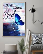 Be Still And Know That I Am God Poster 11x17 Poster lifestyle-poster-1