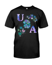 Butterfly USA Classic T-Shirt front