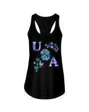 Butterfly USA Ladies Flowy Tank thumbnail