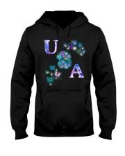 Butterfly USA Hooded Sweatshirt thumbnail