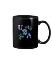 Butterfly USA Mug thumbnail