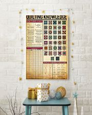 Quilting Knowledge 11x17 Poster lifestyle-holiday-poster-3
