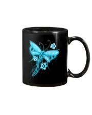 Blue Light Dragonfly Mug thumbnail