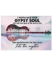 Rock Your Gypsy Soul 17x11 Poster front