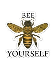 Bee Yourself  Sticker - Single (Vertical) front